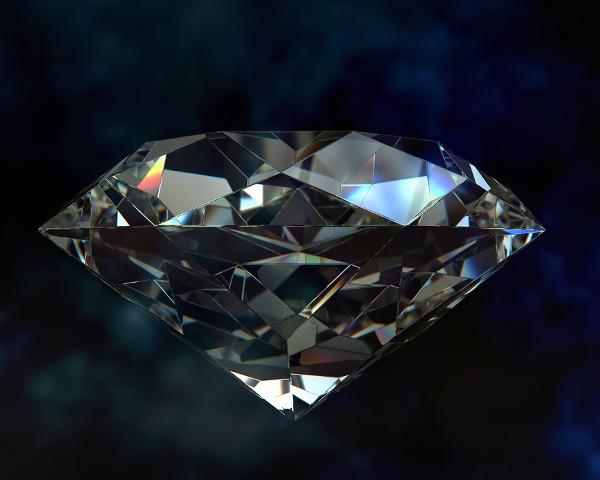 ダイヤモンドカットの起源は?