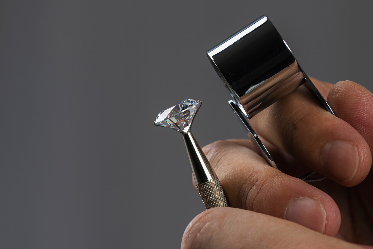 How to determine if it is a natural diamond